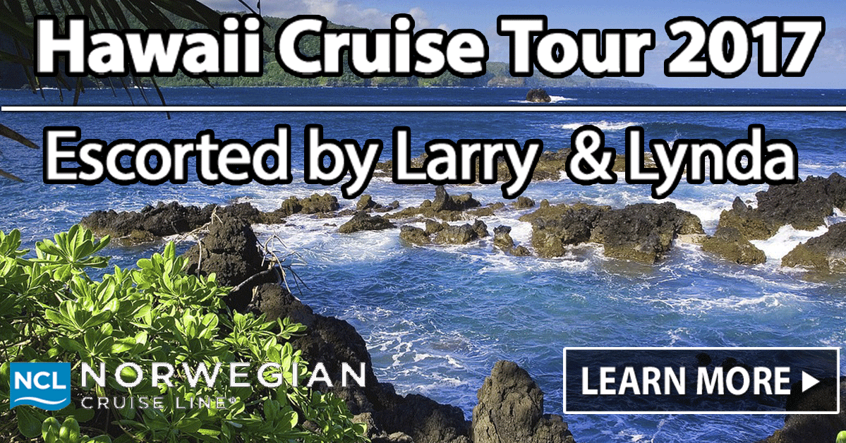 Hawaii Cruise Tour