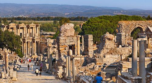 City-in-Ruins