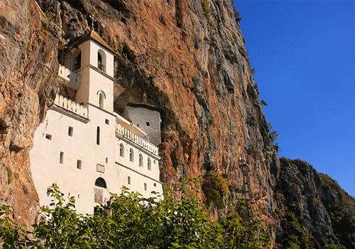 Ostrog Monastery - Montenegro
