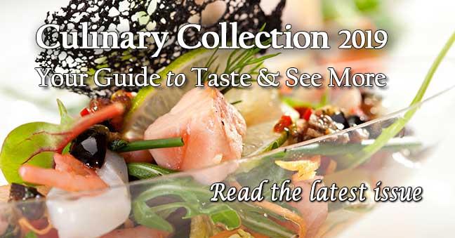 Culinary Travel Brochures & Ezines