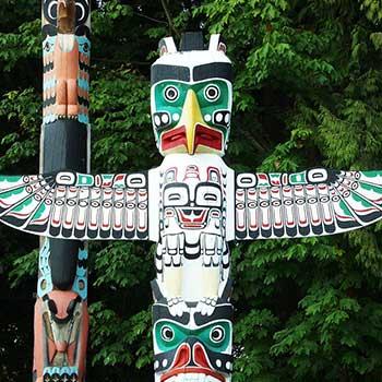 Cruise Alaska Totem Pole