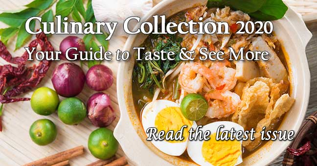 Culinary Travel Brochures & Ezines