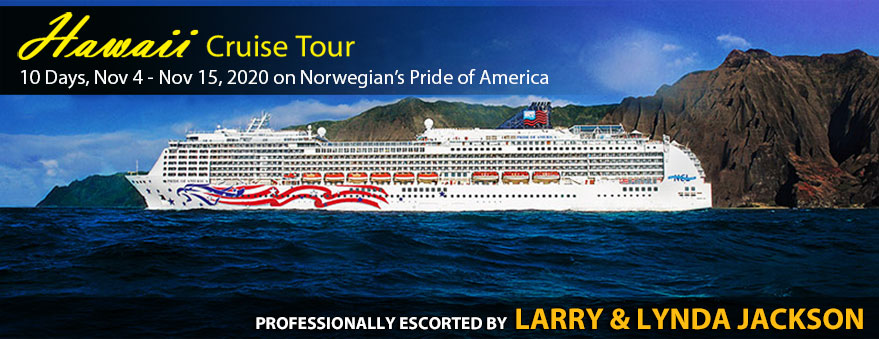 Hawaii Cruise Tour 2020