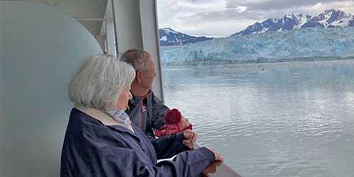 Escorted Alaska Cruise - Hosts